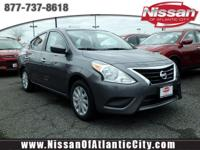 Come see this 2016 Nissan Versa SV. Its Variable