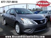 Come see this 2016 Nissan Versa SV. Its Automatic