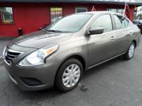 Options:  2016 Nissan Versa Come See Our Wide Selection