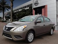 This 2016 Nissan Versa is a real winner with features