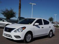 4 Cylinder  Options:  Cvt|This 2016 Nissan Versa Is
