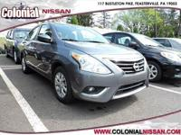 Check out this 2016 Nissan Versa SV which is a Carfax