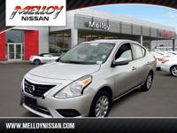 Check out this gently-used 2016 Nissan Versa we