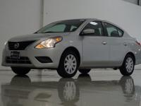 2016 Nissan Versa 1.6 SV in Brilliant Silver, This