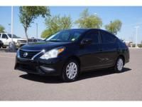 Don't miss out on this 2016 Nissan Versa 1.6 S Plus! It