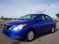 It doesn't get much better than this 2016 Nissan Versa