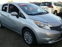 Certified. 2016 Nissan Versa Note S Plus CARFAX