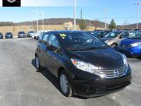 2016 Nissan Versa Note S Plus Williamsport area. 39/31