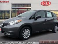Right car! Right price! Hudson Kia means business! Are