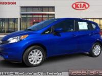 The Hudson Kia Advantage! Talk about a deal! Are you
