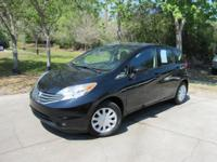 Options:  2016 Nissan Versa Note S Plus|This 2016