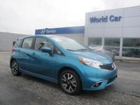 EPA 39 MPG Hwy/31 MPG City! CARFAX 1-Owner, Excellent