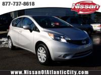 Check out this 2016 Nissan Versa Note SV. Its Variable