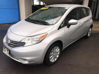 This 2016 Nissan Versa Note SV is offered to you for
