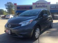 Options:  2016 Nissan Versa Note S Gray Just Reduced!