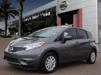 This 2016 Nissan Versa Note S Plus includes traction
