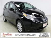 Drive home this 2016 Nissan Versa Note SV in Super