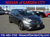 Grab a bargain on this 2016 Nissan Versa Note before