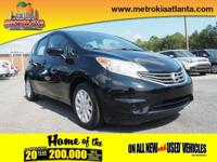 Make sure to get your hands on this 2016 Nissan Versa