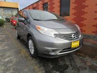 Snag a bargain on this 2016 Nissan Versa Note SR before