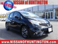 Boasts 39 Highway MPG and 31 City MPG! This Nissan