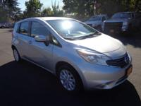CARFAX 1-Owner! This 2016 Nissan Versa Note SV, has a
