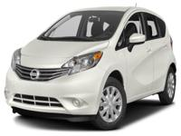 Options:  2016 Nissan Versa Note Sv|This 2016 Nissan