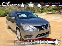 2016 Nissan Versa S. Has only 29000 miles. Am/Fm Cd,