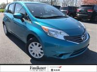 New Price! 2016 Nissan Versa Note Odometer is 11071
