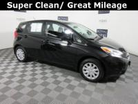 Great Nissan Versa! ABS brakes, Air Conditioning,