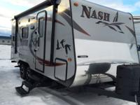 2016 Northwood Nash 17K, 2016 Northwood Nash 17K A good
