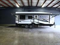 Octane ZX Super Lite 222 Toy Hauler We offer the 2016