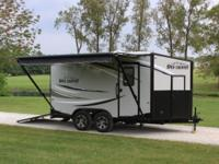 2016 Open Country Toy Hauler by Forks RV New 2016 18'