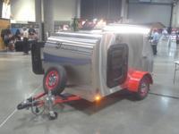 The 58 Heald is an aerodynamic, light, comfortable,