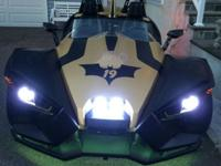 2016 Polaris Slingshot. This is a one of a kind 2016
