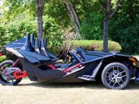 2016 POLARIS SLINGSHOT SL LE DARKNESS UNLEASHED SL LE