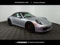 2016 Porsche 911 Carrera S Porsche Certified, Remainder