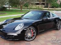 This is a Porsche 911 for sale by Crave Luxury Auto.