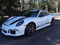 2016 Porsche 911 R Coupe This car was basically driven