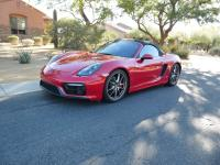 Offered for sale is a 2016 Boxster GTS with only 5400