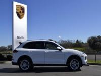 Porsche Certified Pre-Owned!! Dual Power Seats,