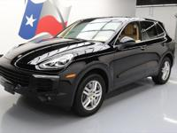 2016 Porsche Cayenne with Premium Package,3.6L V6
