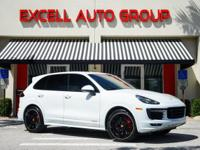Introducing the 2016 Porsche Cayenne GTS. Have you been