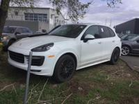 The Porsche Cayenne GTS offers a fair amount of utility