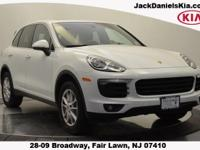 White 2016 Porsche Cayenne S S AWD 8-Speed Automatic