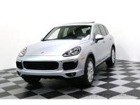 CERTIFIED 2016 Porsche Cayenne AWD SUV with GPS