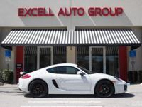 Introducing the 2016 Porsche Cayman S with the 3.4L