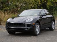 This is a Porsche Macan for sale by Manhattan