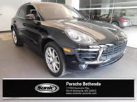 2016 MACAN S LOADED WITH PREMIUM PACKAGE PLUS, BOSE