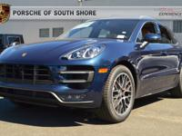 This is a Porsche, MACAN TURBO for sale by Porsche of